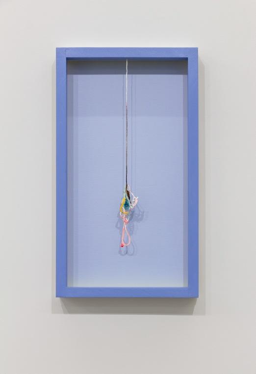 Painted Angles (Equilibrium I) / Máluð sjónarhorn (stöðugleiki I), 2017