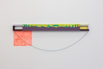 Painted Angles (Gravitation) / Máluð sjónarhorn (tog), 2017