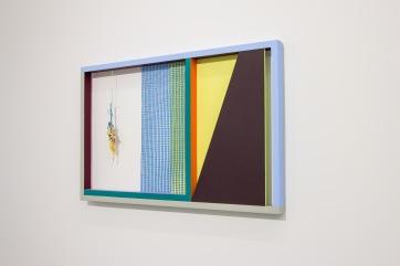 Painted Angles (Equilibrium)/ Máluð sjónarhorn (stöðugleiki), 2017