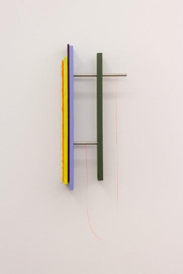 Painted Angles (Broken Line) / Máluð sjónarhorn (brotin lína) , 2017