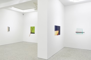 Bending, installation view, Courtesy of BERG Contemporary