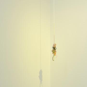 Painted Angles (Tangle) / Máluð sjónarhorn (benda), 2017