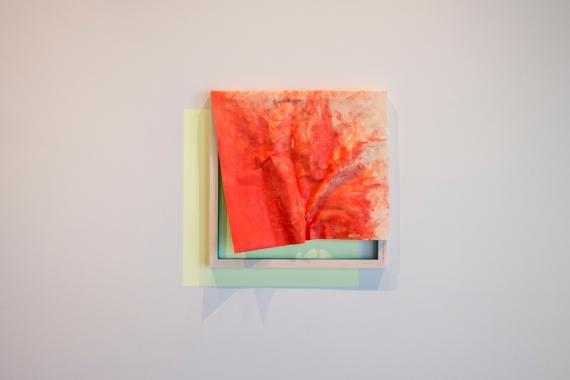 Painted Angles (Shift) / Máluð sjónarhorn (færsla), 2017
