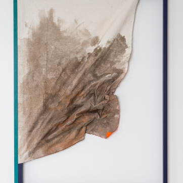 Painted Angles (tension)/ Máluð sjónarhorn (spenna), 2019